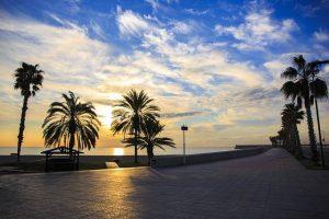 Malaga ranta